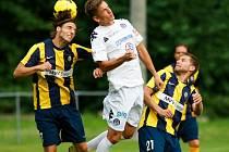 Slezský FC Opava - 1. FC Slovácko B 2:2