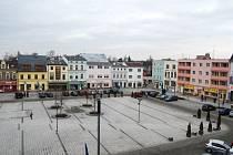 Hlučínské náměstí spadá do památkové zóny.
