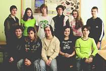 Žáci ze Základní školy Boženy Němcové vytvořili filmový štáb, který v republice nenašel konkurenci.