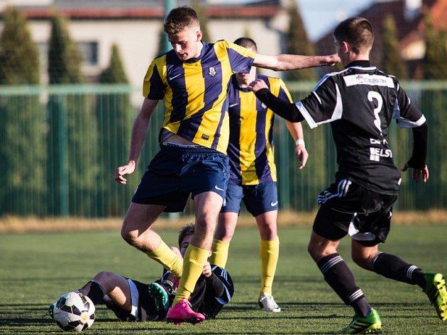 Slezský FC Opava U19 – 1.FK Příbram U19 4:1