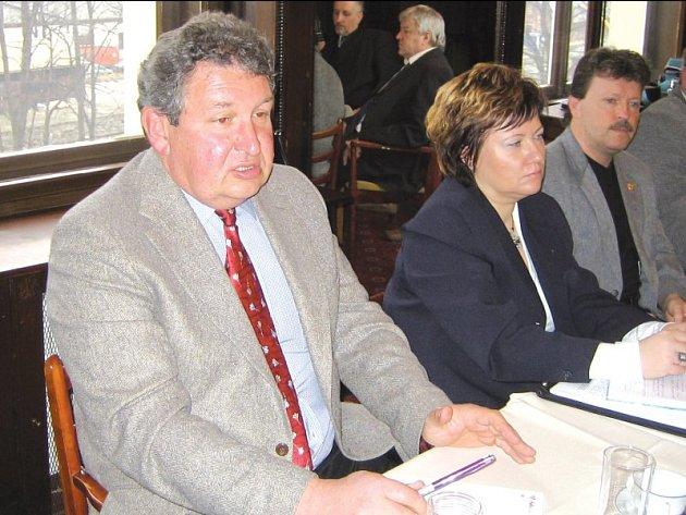 Majitel firmy Fros Eduard Fládr má za sebou náročné dny.