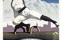 Plakát z dílny Richarda Assmanna.