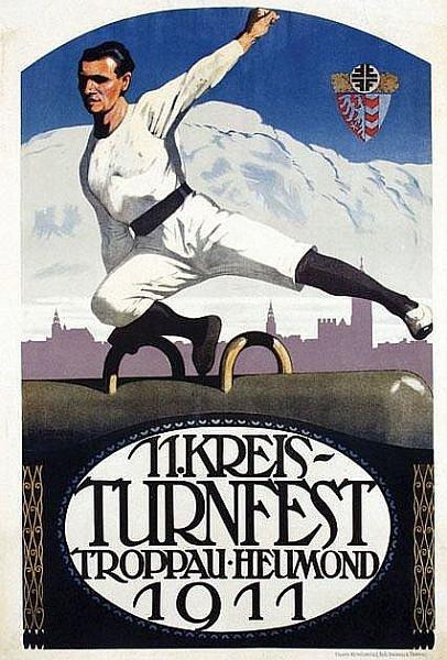 Plakát zdílny Richarda Assmanna.