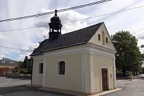 Otice - Kaple Zvěstování Panny Marie.
