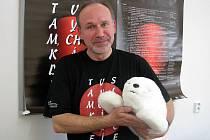 Petr Rotrekl, hlavní dramaturg festivalu Další břehy