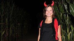 Vedoucí opavského kukuřičného bludiště Lucie Grodová si letošní ročník pochvaluje. Poslední noční hra byla dle jejich slov velmi úspěšná.