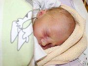 Michal Hejzlar se narodil 23. listopadu, vážil 2,98 kilogramu a měřil 49 centimetrů. Pro rodiče Pavlínu Pšenicovou a Michala Hejzlara z Opavy je to první miminko a přejí mu štěstí, zdraví a lásku.