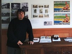 Pro Jana Dlugoše je sbírání historických fotografií velkou vášní.