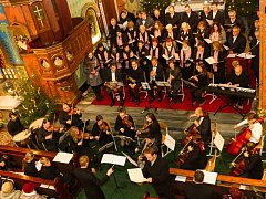 Vánoční koncert opět hostí Marianum.