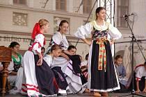 V Opavě se konal festival národopisných souborů Chodníčky k domovu