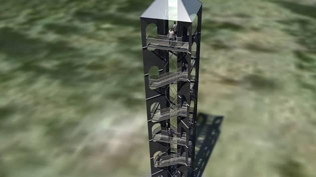 Rozhledna na území Budišova nad Budišovkou vznikne na vrcholu kopce Kopřivná.
