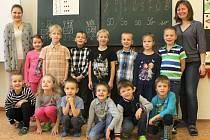 ZŠ T. G. Masaryka v Opavě, třída I.B
