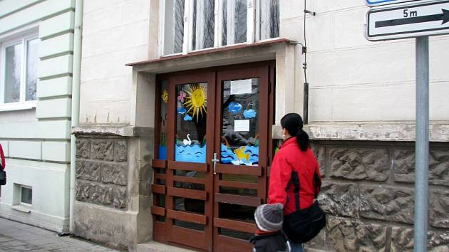 Mateřská škola v Opavě na Riegerově ulici.