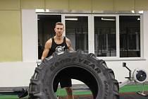 V tělocvičně Radima Kramného naleznete vše potřebné vybavení pro funkční trénink.