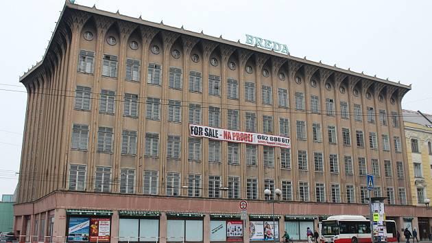 Historická budova staré Bredy v Opavě. Ilustrační foto.