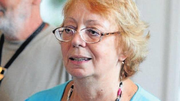 Eva Kolářová udělala pro zviditelnění raduňského zámku maximum.