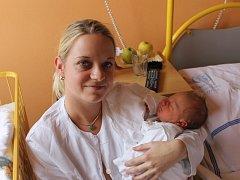 Jan Král se narodil 25. listopadu, vážil 3,325 kg a měřil 51 mc. Rodiče Monika a Pavel z Opavy a starší sestřička Anička přejí do života Janovi hodně štěstí a zdraví.