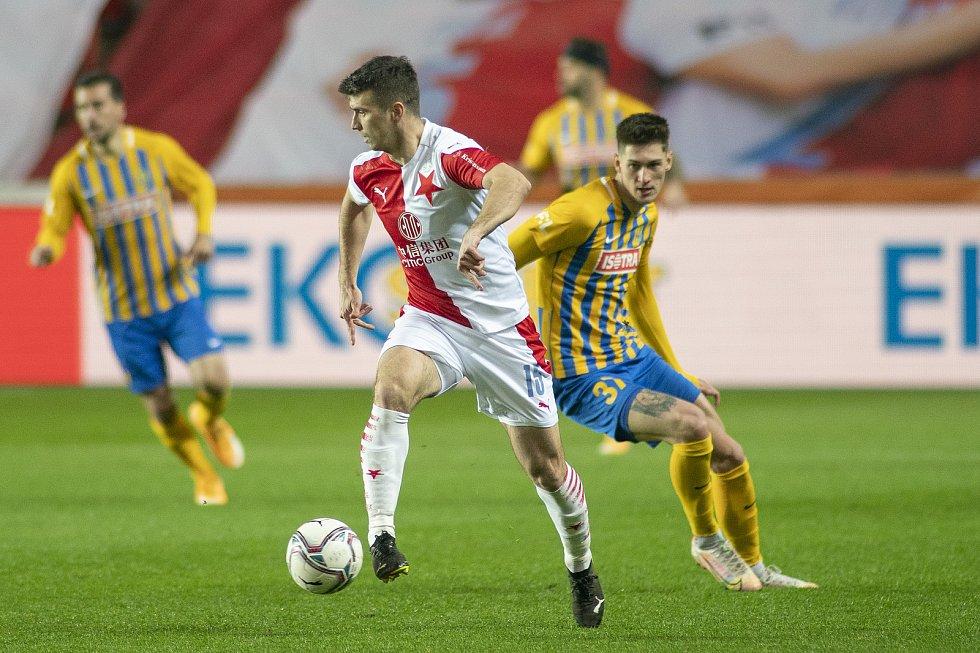 Ondřej Kúdela (SK Slavia Praha), Tomáš Čvančara (SFC Opava).