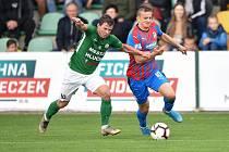 MOL CUP: FC Hlučín – FC Viktoria Plzeň.