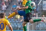 Slezský FC Opava – 1.FK Příbram.