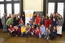 Vyhlášení výsledků projektu Dětský čin roku 2019.