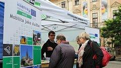 Evropský týden mobility - Ilustrační foto.