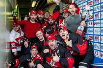 O víkendu vyvrcholila posledními zápasy amatérská hokejová liga v Buly aréně v Kravařích. Finále HC MK Klemens - Senior centrum 5:2.