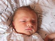 Petr Vegel se narodil 7. března, vážil 3,27 kilogramů a měřil 49 centimetrů. Rodiče Pavlína a Petr z Držkovic – Vávrovic mu přejí, aby byl zdravý a hezky rostl. Na brášku se už doma těší sestřičky Agátka a Laurinka.