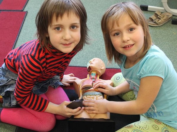 Montessori škola vOpavě. Ilustrační foto.