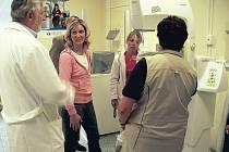 Digitální mamograf získalo opavské mamocentrum před půl druhým rokem.