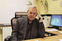 Vladimír Chovanec působí ve funkci starosty Slavkova již čtyřicet let.