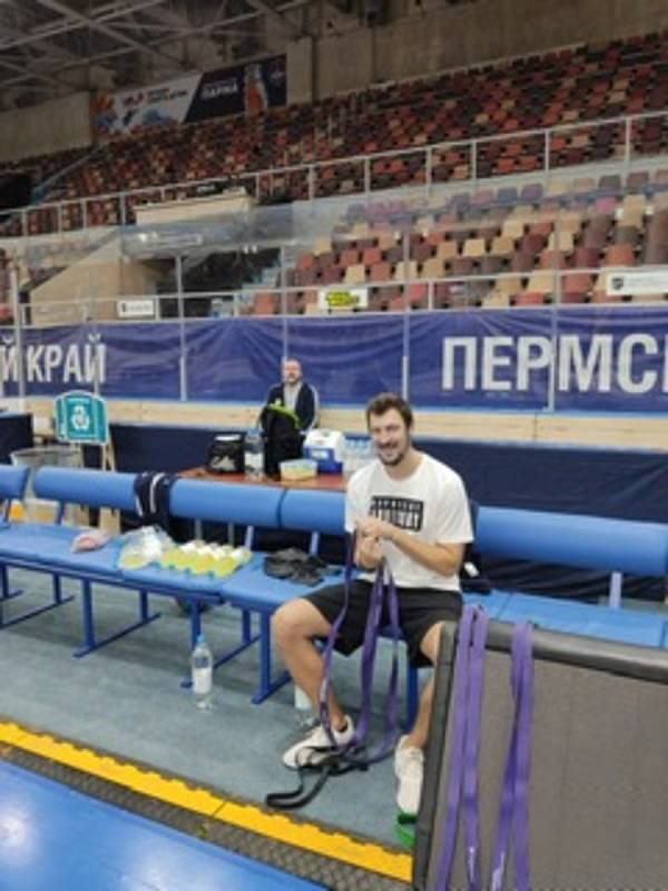 Opavští basketbalisté trénovali v Rusku