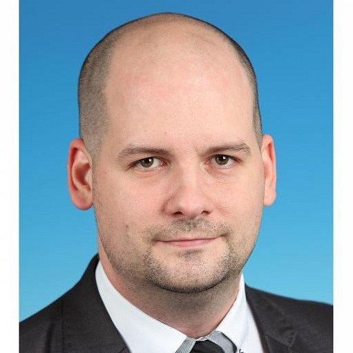 Patrik Orlík, starosta Hradec nad Moravicí