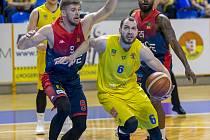 BK Opava - egoé Basket Brno 91:63.