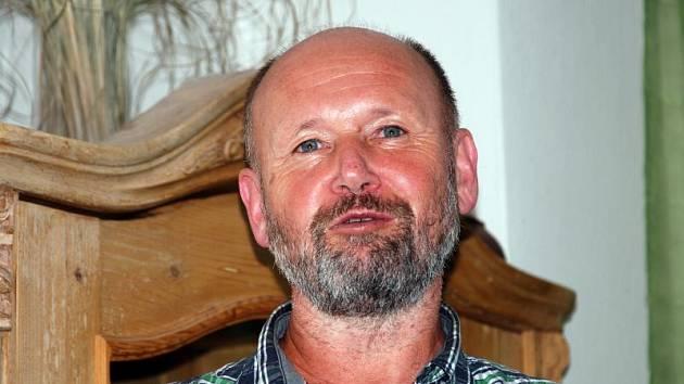 Ivo Petr v dubnu v Harmonii vyprávěl o Apeninách.