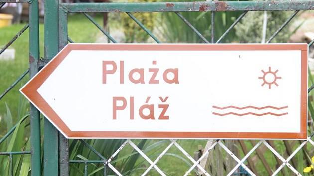 Na pláž nemusíte jezdit k moři. Jednu naleznete také v polských Dzierźkowicích, které se nacházejí nedaleko Opavy.