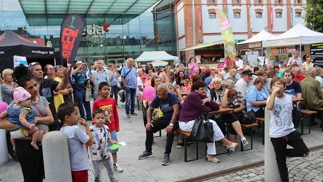 Babí gastrofestival v OC Bredě & Weinstein, 13. zaří 2019 v Opavě.