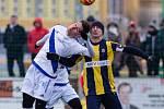 Slezský FC Opava – MFK Frýdek-Místek 2:4