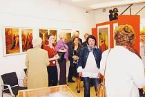 Výstava zaujala všechny návštěvníky a již samotné vernisáže se zúčastnilo na několik desítek hostů.