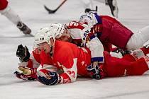 PETR WOLF byl tahounem hokejové Opavy.