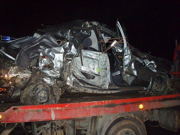 Takto dopadla nehoda nezletilého opilého mladíka.