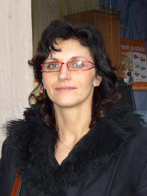 Miroslava Tomášková, 38 let, fyzioterapeutka, Brumovice Teď už solidní. Situace se hodně zlepšila. Jsem spokojena s péčí svých ošetřujících lékařů.