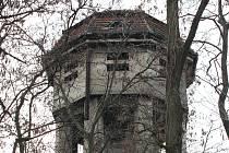 Vodárenská věž v Hlučíně.