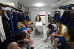 Opavští basketbalisté v Benátkách.