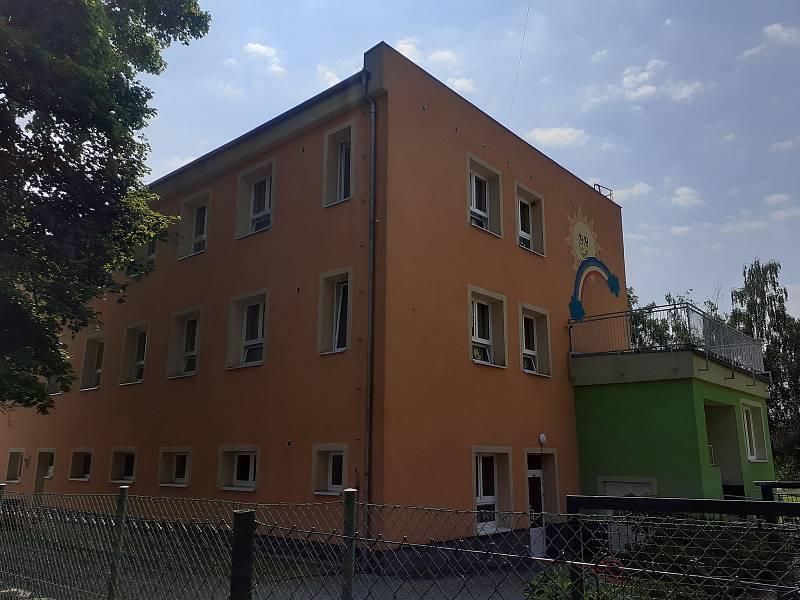 Mateřská škola.