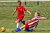 Sportovní areál opavské Slavie hostil velký mezinárodní turnaj fotbalových nadějí.