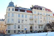 Německý řád by mohl žádat také o sídlo Národního památkového ústavu na Bezručově náměstí v Opavě.