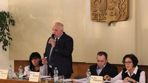 Mimořádné zasedání hlučínského zastupitelstva ve čtvrtek 26. ledna.