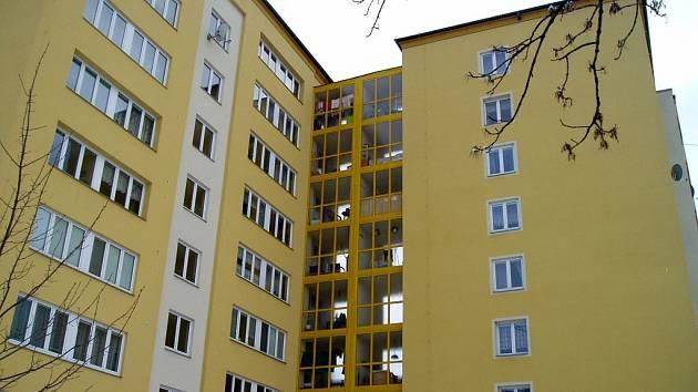 Jedním z opavských domů, který se uchází o titul Panelák roku, je dům na Liptovské ulici.
