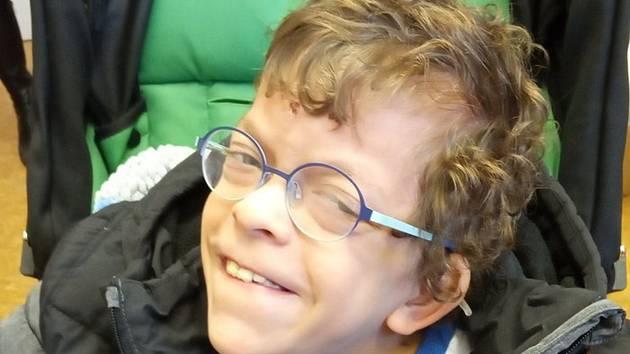 Devítiletý Ondrášek Honka.